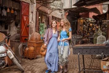 Kulturreise durch Marokko