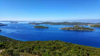 Kornati Inseln in Dalmatien