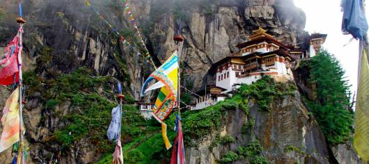Bhutan - Das Königreich der Drachen