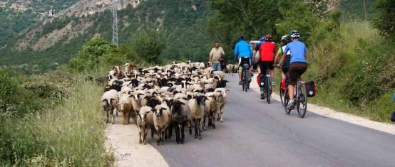 Radreise durch den Süden Albaniens