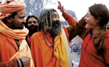 Von Delhi nach Kathmandu