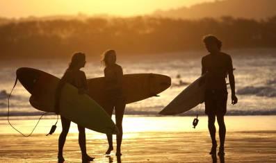 Strände und Riffe in Australien
