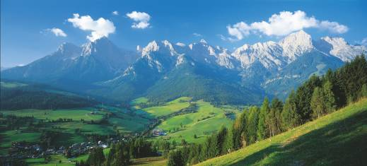 Alpe Adria Radweg Salzburg Villach