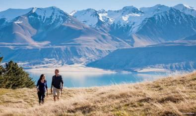 Neuseelands Natur aktiv erleben
