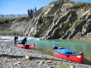 Yukon Kanutour für Kenner