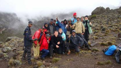Kilimandscharo Besteigung Lemosho Route