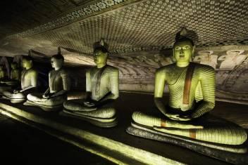 Höhlentempel Dambulla