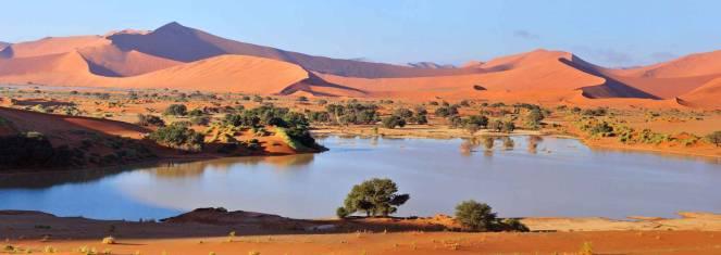 Erlebnis Namibia - Von Kapstadt nach Windhoek