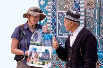 Zentralasien für Entdecker
