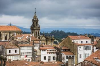 El Camino Kathedrale Praza do Obradoiro