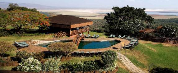 Tansania Lodge Safari II