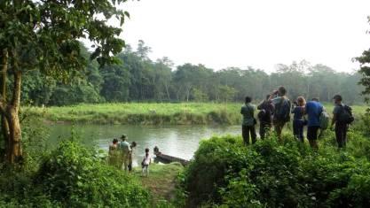 Abenteuer Chitwan Nationalpark