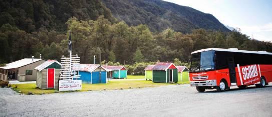 STRAY Neuseeland Buspass - RON