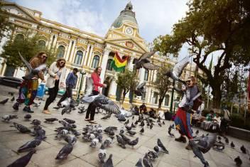 Abenteuerreise durch die Andenländer von Quito to La Paz