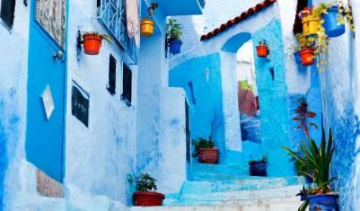 Mit dem Fahrrad durch Marokko