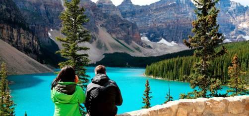 Rocky Mountains live: Banff, Jasper und Whistler