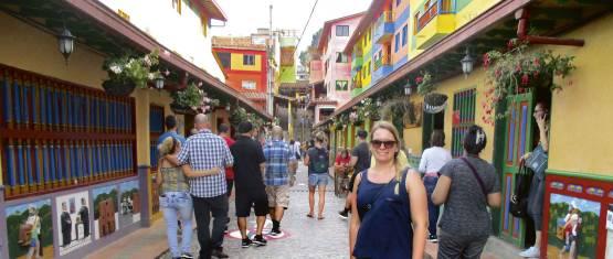Große Kolumbien Erlebnisreise