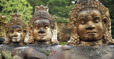Kambodscha hautnah