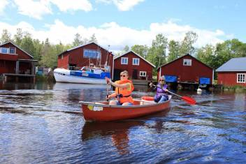 Aktivurlaub in Mittelschweden