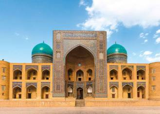 Bergwelten und Minarette Usbekistans