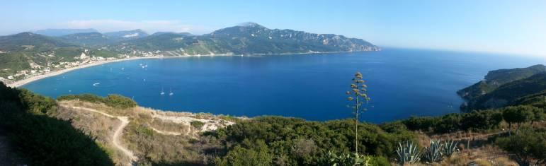 Korfu Panorama