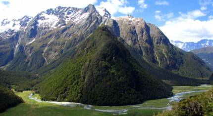 Neuseeland Trekking Total