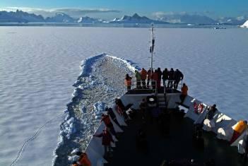 Über den Polarkreis hinaus