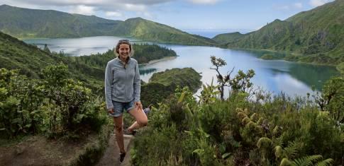 Azoren Wandern auf Sao Miguel