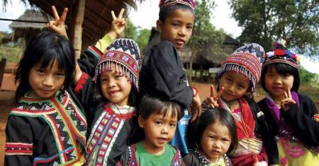 Schätze Nord-Thailand