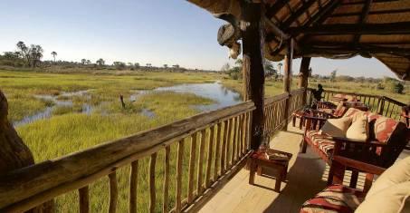 Botswana Flugsafari - Okavango, Moremi & Chobe (Komfort II)