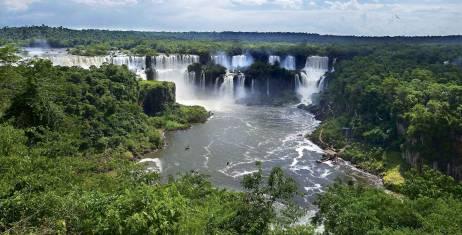 Naturwunder Iguazu-Wasserfälle