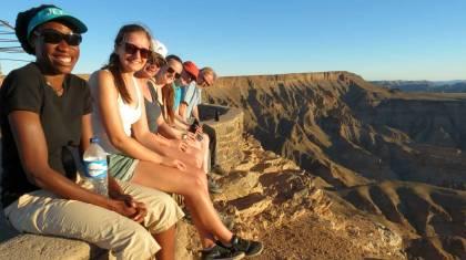 Große Abenteuerreise durch das Südliche Afrika