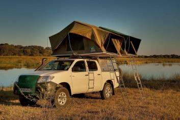 4x4 Abenteuer Botswana