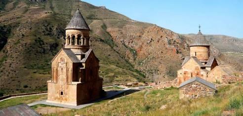 Erlebnisreise Georgien & Armenien