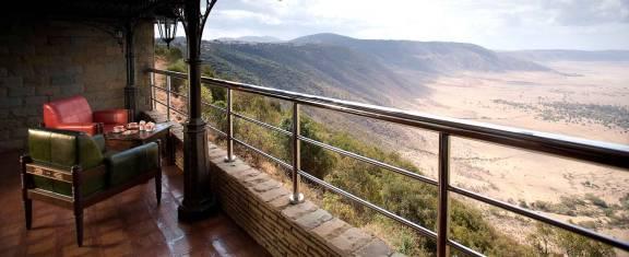Tansania Lodge Safari I