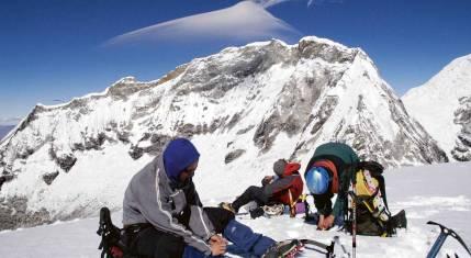 Bergbesteigung Pisco & Chopicalqui