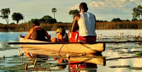 Okavango Expedition (südwärts)