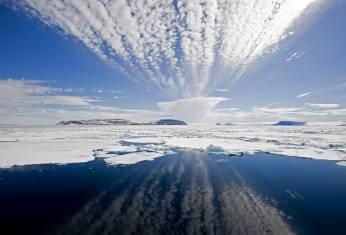 Spitsbergen Packeis