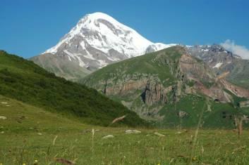 Mount Kasbek Besteigung (5.047 m)