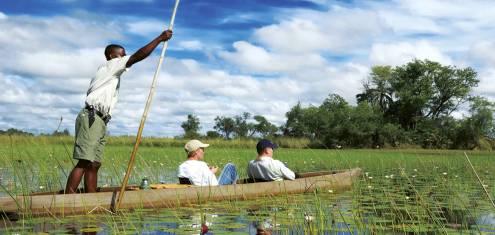 Okavango Mokoro Expedition
