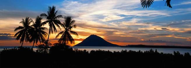 Unbekanntes Nord-Sulawesi
