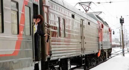 Transsibirische Eisenbahn von Peking nach Moskau