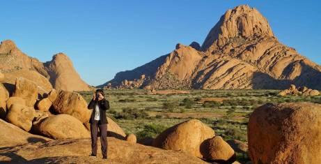 Campingsafari von Kapstadt nach Namibia