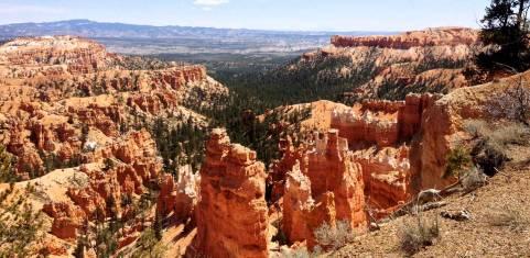 Zu den Nationalparks von Utah