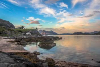 Tromso, Senja, Vesteralen - Wandern an Norwegens schönsten Küsten