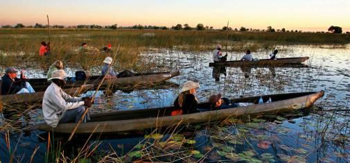 Okavango Delta & Chobe Park