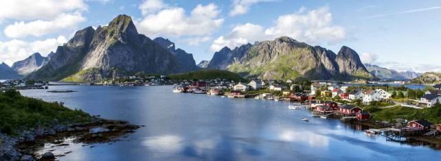 Lofoten Faszination Norwegen