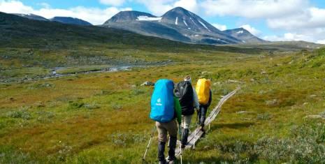 Trekking-Abenteuer Schweden auf eigene Faust