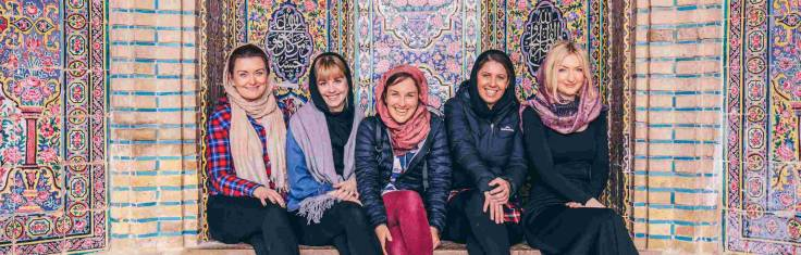 Iran Reise von Frauen für Frauen