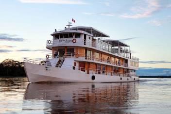 Abenteuer Amazonas River